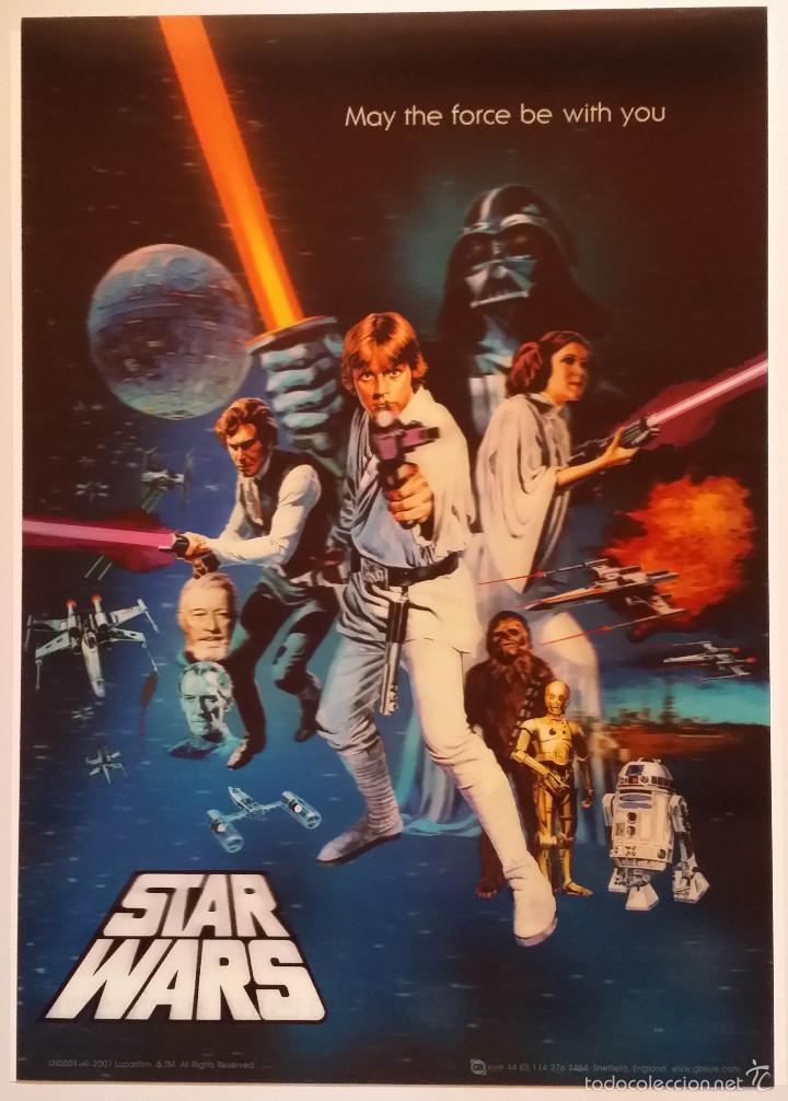 poster de pelicula star wars