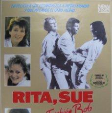 Cine: PÓSTER RITA ,SUE Y TAMBIEN BOB. Lote 56379793