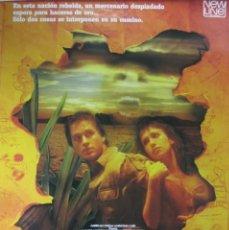 Cine: PÓSTER CONTRABANDO DE ARMAS. Lote 56380029