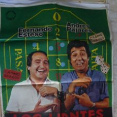 Cine: LOS LIANTES. CARTEL DEL CINE- MOVIE POSTER. Lote 244557560