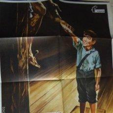 Cine: MARCELINO PAN Y VINO. CARTEL DE CINE- MOVIE POSTER. Lote 56627855