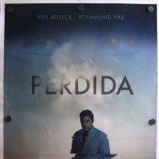 Cinema: PERDIDA PÓSTER DEL FILM DE AVENTURAS. Lote 56640288