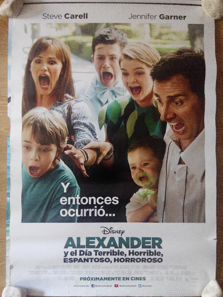 ALEXANDER - APROX 70X100 CARTEL ORIGINAL CINE (L26) (Cine - Posters y Carteles - Comedia)