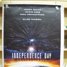 Cine: INDEPENDENCE DAY CONTRAATAQUE. Lote 143387488
