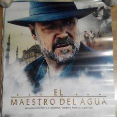 Cinéma: EL MAESTRO DEL AGUA - APROX 70X100 CARTEL ORIGINAL CINE (L28). Lote 57049033
