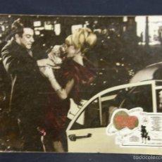 Cine: CARTELERA CINE LOBBY CARD JUVENTUD ALEGRE Y LOCA BOISROND NUEVA FILMS CIFESA 38,5X28,8CMS. Lote 57092166