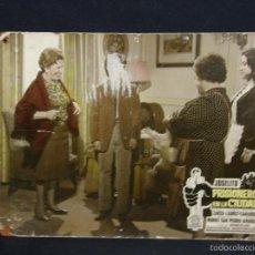 Cine: CARTELERA CINE LOBBY CARD JOSELITO PRISIONERO EN LA CIUDAD ANTONIO DE JAEN 38,3X28,8CMS. Lote 57092239
