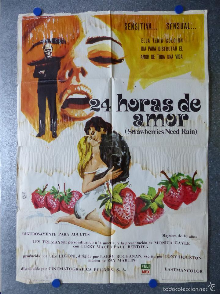 Cine: LOTE 15 CARTELES DE CINE VARIOS, VER DESCRIPCION Y FOTOS - Foto 33 - 57179909