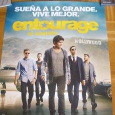 Cine: ENTOURAGE EL SEQUITO POSTER. Lote 58434318