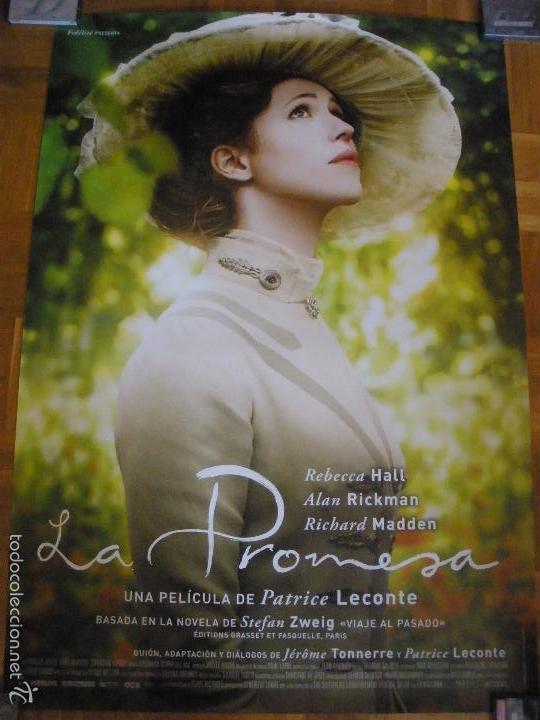 LA PROMESA. POSTER (Cine - Posters y Carteles - Acción)