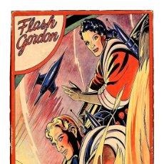 Cine: FLASH GORDON (COMIC). LÁMINA CARTEL 45 X 32 CMS.. Lote 57367845