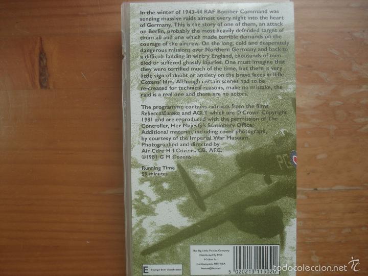 Cine: VHS Night Bombers.Aviación - Foto 2 - 57344532