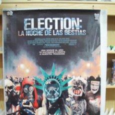 Cine: ELECTION LA NOCHE DE LAS BESTIAS. Lote 195355716