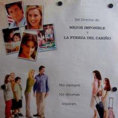Cine: S P A N G L I S H (FILM COMEDIA). Lote 57510408