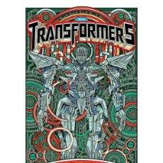 Cine: TRANSFORMERS 3. DARK OF THE MOON LÁMINA CARTEL DE 45 X 32 CMS.. Lote 57516523