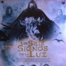 Cine: LOS SEIS SIGNOS DE LA LUZ (CINE FANTÁSTICO). Lote 57544475