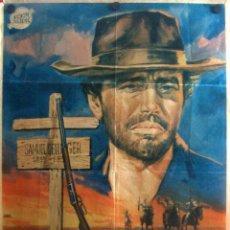 Cine: LOS CUATRO SALVAJES (WESTERN). Lote 57547230