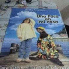 Cine: UNA FOCA EN MI CASA. 98,2 X 68. Lote 57661144