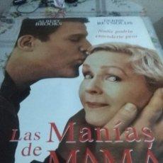 Cine: LAS MANIAS DE MAMA 97,7 X 68. Lote 57661349