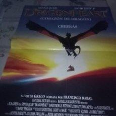 Cine: DRAGON HEART ( CORAZON DE DRAGON.) 98, 68. Lote 57666318