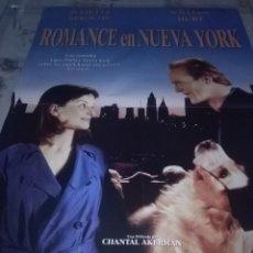 Cine: ROMANCE EN NUEVA YORK 98 X 68 CON DEFECTO. Lote 57666422