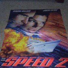 Cine: SPEED 2. SANDRA BULLOCK JASON PATRIE 98 X 8. CON DEFECTO.. Lote 57666817