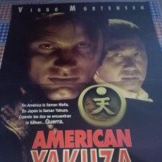 Cine: AMERICAN YAKUZA. 79 X 60. Lote 57667754