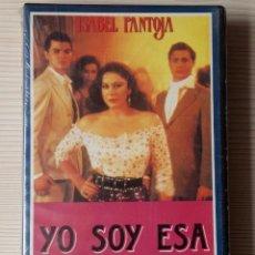 Cine: ISABEL PANTOJA(YO SOY ESA)FORMATO VHS. Lote 57792315