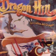 Cine: POSTER PELICULA DRAGON HILL LA COLINA DEL DRAGON. Lote 57836514