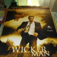 Cine: CARTEL ORIGINAL LA PELICULA DE - WICKER MAN- MIDE 95 X 70 EL DE LA FOTO VER TODOS MIS CARTELES Y FOL. Lote 58224452
