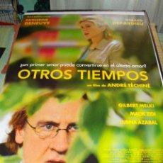 Cine: CARTEL ORIGINAL LA PELICULA -OTROS TIEMPOS- MIDE 95 X 70 EL DE LA FOTO VER TODOS MIS CARTELES . Lote 58236625