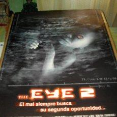 Cine: CARTEL ORIGINAL LA PELICULA DE - EYE 2 - MIDE 95 X 70 EL DE LA FOTO VER TODOS MIS CARTELES. Lote 58292611
