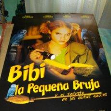 Cine: CARTEL ORIGINAL LA PELICULA DE - BIBI LA PEQUEÑA BRUJA - MIDE 95 X 70 EL DE LA FOTO. Lote 58292916