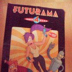 Cine: POSTER FUTURAMA Y SHREK 2 . Lote 58501251