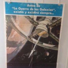 Cine: 2001 UNA ODISEA DEL ESPACIO - DIRECTOR STANLEY KUBRICK. Lote 58508937