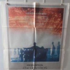 Cine: ENCUENTROS EN LA TERCERA FASE - RICHARD DREYFUSS - TERI GARR - DIRECTOR STEVEN SPIELBERG. Lote 58529420