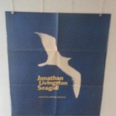 Cinema: JONATHAN LIVINGSTON SEAGULL - MÚSICA NEIL DIAMOND - DIRECTOR HALL BARTLETT. Lote 58593050