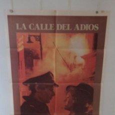 Cine: LA CALLE DEL ADIÓS - HARRISON FORD - LESLEY-ANNE DOWN - DIRECTOR PETER HYAMS. Lote 58593242