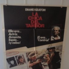 Cine: LA CHICA DEL TAMBOR - DIANE KEATON - YORGO VOYAGIS - KLAUS KINSKI - DIRECTOR GEORGE ROY HILL. Lote 58593392