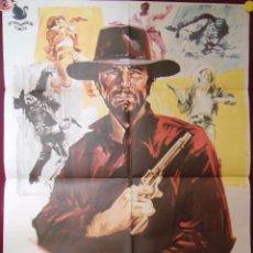 Cine: GARRINGO. 1970. ANTHONY STEFFEN, PETER LEE LAWRENCE, SOLVI STUBING, ROMERO MARCHENT RAFAEL.... Lote 59836876