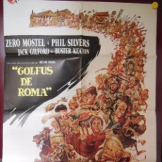 Cine: GOLFUS DE ROMA. LESTER RICHARD (DIRECTOR) DAVIS JACK (DIBUJO) 70X100 CM. Lote 59839968