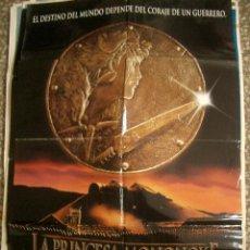 Cine: POSTER ORIGINAL DE CINE 70X100CM LA PRINCESA MONONOKE. Lote 60165195