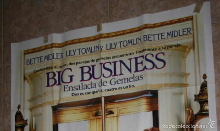 big business pelicula