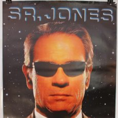 Cine: CARTEL ORIGINAL CINE. MEN IN BLACK. TOMMY LEE JONES, WILL SMITH. Lote 60734383