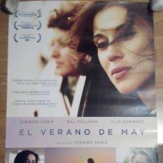 Cine: EL VERANO DE MAY - APROX 70X100 CARTEL ORIGINAL CINE (L32). Lote 60930835