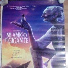 Cine: MI AMIGO EL GIGANTE - APROX 70X100 CARTEL ORIGINAL CINE (L29). Lote 61227495