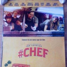 Cine: CHEF - APROX 70X100 CARTEL ORIGINAL CINE (L33). Lote 61297351