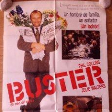 Cine: BUSTER- APROX 70X100 CARTEL ORIGINAL CINE (L33). Lote 61297607