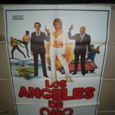 Cine: LOS ANGELES DE ORO POSTER ORIGINAL 70X100 YY (1370). Lote 61317323