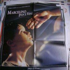 Cinema - Poster original de cine 70x100cm MARCELINO PAN Y VINO - 62618472
